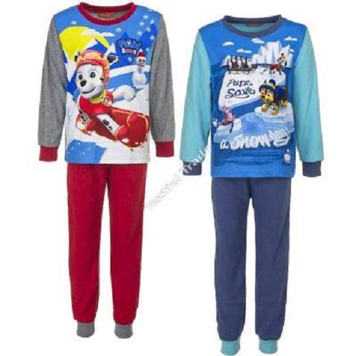 6d6fcde81b56f Pyjama: Pyjama polaire Pat Patrouille